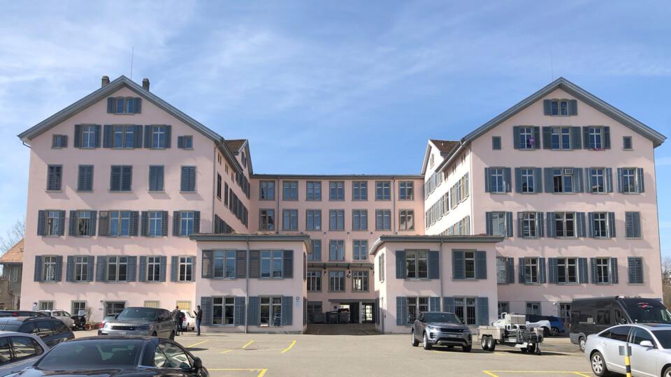 uniik visuelle kommunikation in der Fabrik am Wasser Zürich